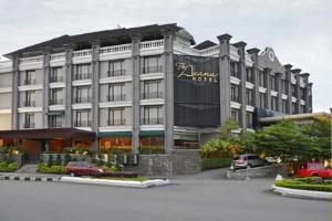 Harga hotel di Kota Padang