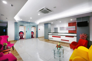 Lobby Fave Hotel