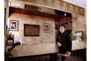 Lobby Nikita Hotel