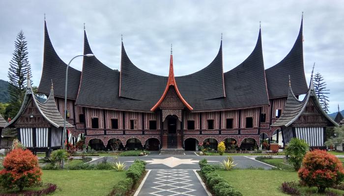 Minangkabau Village