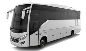 Sewa bus di Bukittinggi