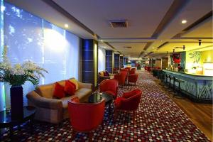 lobby pangeran beach