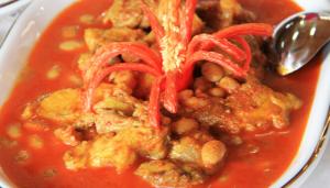 Makanan tradisional Padang
